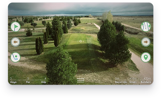 visualgolf - app distancias golf gps
